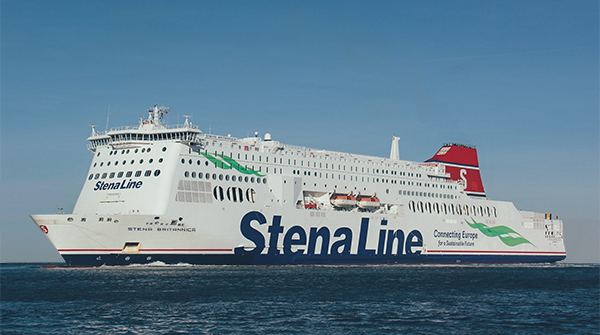 Stena Line boot
