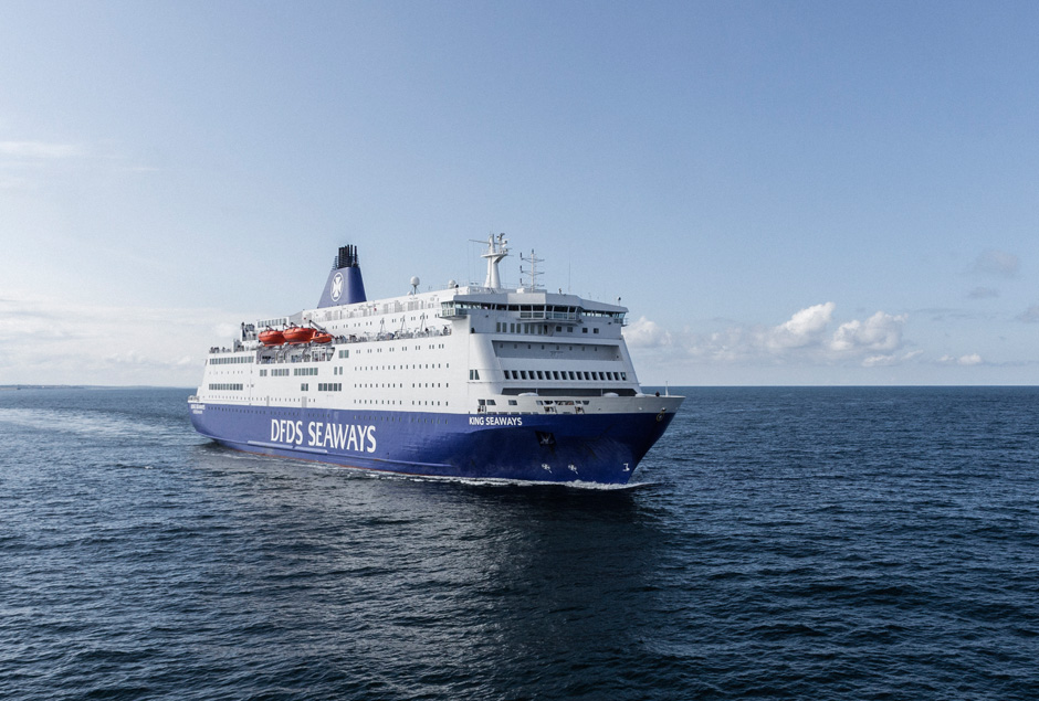 DFDS boot